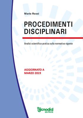 Procedimenti disciplinari (2019)