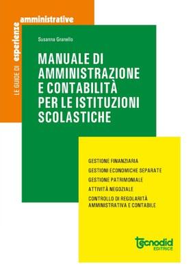 Manuale di amministrazione e contabilità per le istituzioni scolastiche