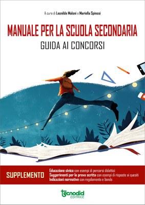 Manuale per la scuola secondaria - Guida ai concorsi - Supplemento