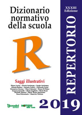 Repertorio 2019 - Dizionario normativo della scuola