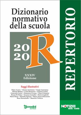 Repertorio 2020 - Dizionario normativo della scuola