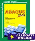 Esperienze Amministrative n. 1/2009 - ABACUS 2009