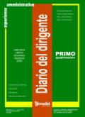 Diario del dirigente (sett/ott/nov/dic 2009)