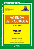 Agenda della scuola - Secondo trimestre a.s. 2012/2013