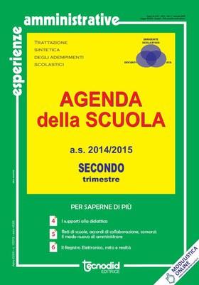 Agenda della scuola - Secondo trimestre a.s. 2014/2015