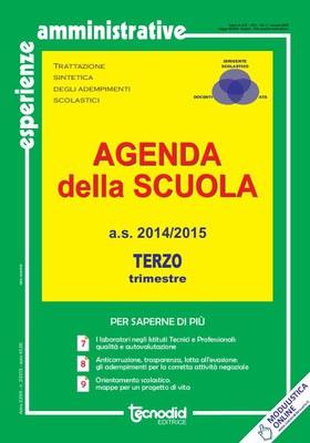 Agenda della scuola - Terzo trimestre a.s. 2014/2015