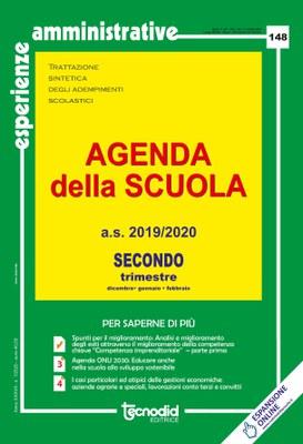 Agenda della scuola - Secondo trimestre a.s. 2019/2020