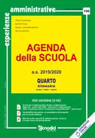 Agenda della scuola - Quarto trimestre a.s. 2019/2020