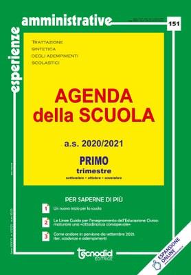 Agenda della scuola - Primo trimestre a.s. 2020/2021