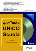 Ipertesto Unico Scuola 2010 (CD+rivista)