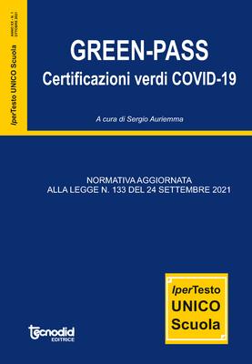 Green-Pass. Certificazioni verdi COVID-19