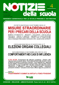 Notizie della scuola n. 4 del 1/15 ottobre 2009