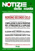 Notizie della scuola n. 2 del 16/30 settembre 2010