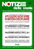 Notizie della scuola n. 8 - dicembre 2010