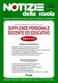 Notizie della scuola n. 22 - 16/31 luglio 2011