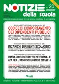 Notizie della scuola n. 20 del 16/30 giugno 2013