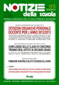Notizie della scuola n. 14/15 del 16 marzo/15 aprile 2012
