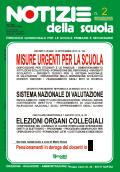 Notizie della scuola n. 2 del 16/30 settembre 2013