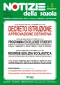 Notizie della scuola n. 5 dell'1/15 novembre 2013