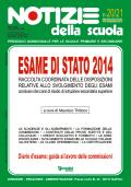 Notizie della scuola n. 20-21 dell'1/15 luglio 2014