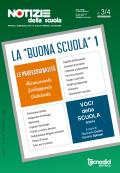Notizie della scuola n. 3-4 dell'1/31 ottobre 2014 - Voci della scuola n. 5/2014