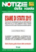 Notizie della scuola n. 19-20 dell'1/30 giugno 2015