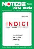 Indici A.S. 2014 - 2015