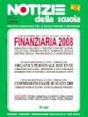 Anno XXXV, Notizie della scuola n. 12 del 16/29 febbraio 2008
