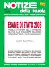 Anno XXXV, Notizie della scuola n. 17/18 del 1/31 maggio 2008