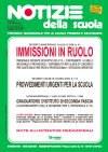 Anno XXXV, Notizie della scuola n. 22-23 del 16 luglio/15 agosto 2008