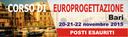 Corso di Europrogettazione (Bari)