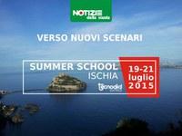 """Dalla """"Summer School"""" di Ischia un messaggio costruttivo"""