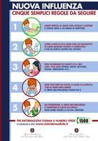 Virus A(H1N1): le 5 regole di prevenzione