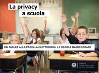 Privacy a scuola: le regole da ricordare