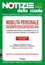 Mobilità personale scuola a.s. 2014/15