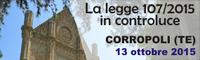 La legge 107/2015 in controluce: materiali del seminario