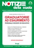 Aggiornamento graduatorie personale docente ed educativo