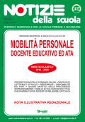 Mobilità personale scolastico 2019/20
